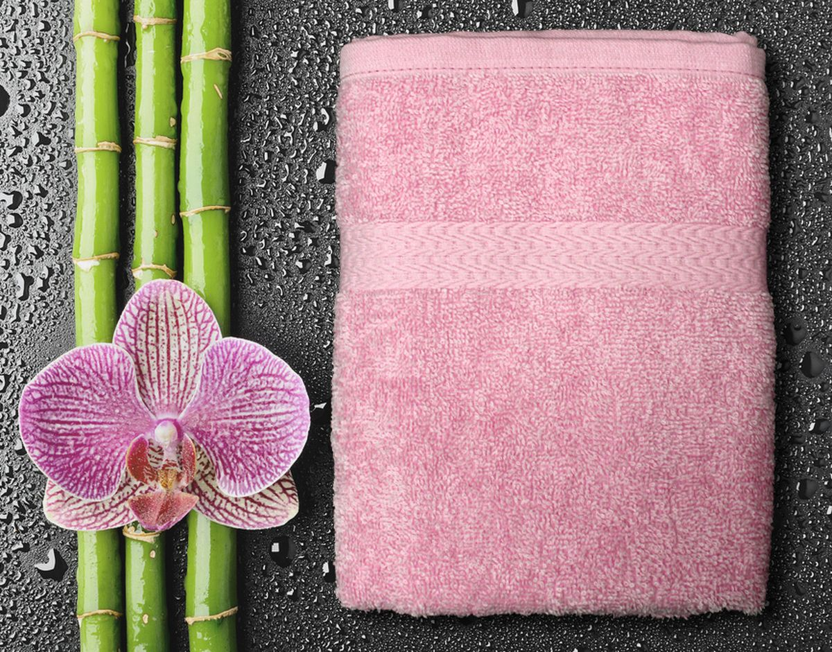Полотенце Amore Mio GX Classic, цвет: розовый, 50 х 90 см531-105Полотенца Amore Mio Classic - полотенца отличного качества из 100% хлопка. Яркие цвета выполнены качественным красителем BASF из Германии сохраняют насыщенность долгое время. Мягкость и пушистость этих полотенец Вас приятно удивит. Продукция имеет европейский сертификат качества.