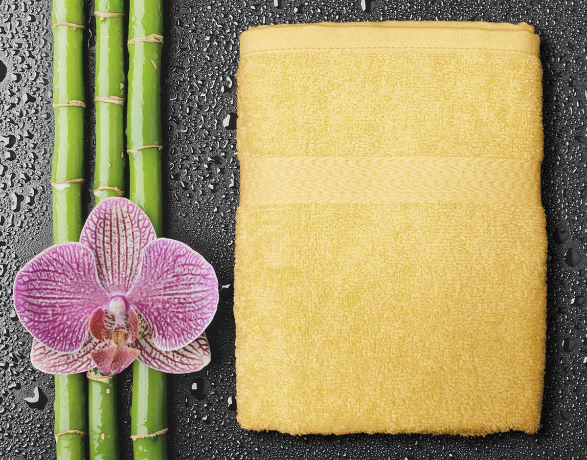 Полотенце Amore Mio GX Classic, цвет: желтый, 50 х 90 см68/5/3Полотенца Amore Mio Classic - полотенца отличного качества из 100% хлопка. Яркие цвета выполнены качественным красителем BASF из Германии сохраняют насыщенность долгое время. Мягкость и пушистость этих полотенец Вас приятно удивит. Продукция имеет европейский сертификат качества.