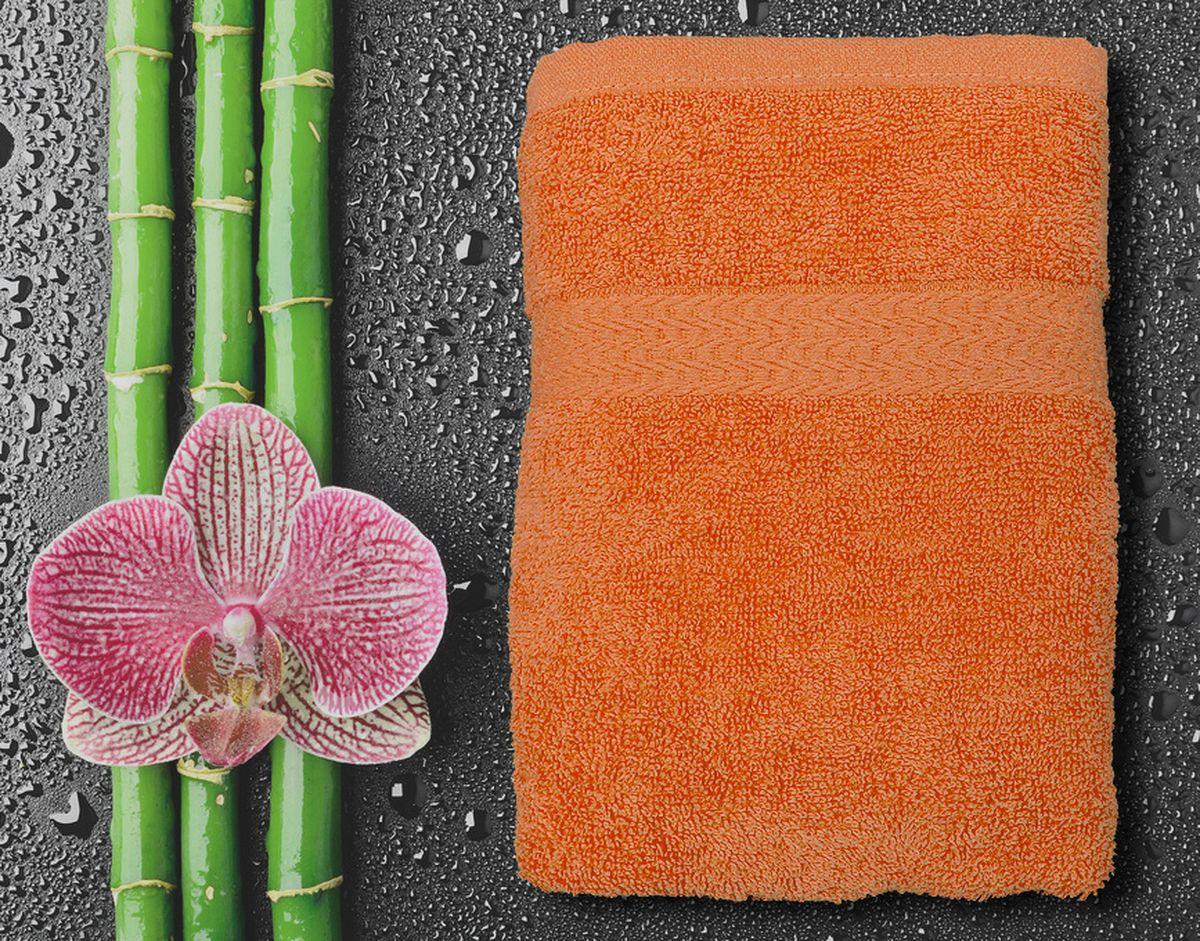 Полотенце Amore Mio GX Classic, цвет: оранжевый, 50 х 90 см531-105Полотенца Amore Mio Classic - полотенца отличного качества из 100% хлопка. Яркие цвета выполнены качественным красителем BASF из Германии сохраняют насыщенность долгое время. Мягкость и пушистость этих полотенец Вас приятно удивит. Продукция имеет европейский сертификат качества.