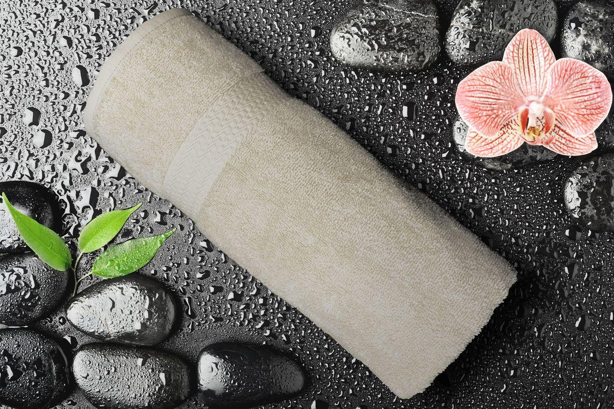 Полотенце Amore Mio GX Classic, цвет: бежевый, 70 х 140 смMB5474-3Полотенца Amore Mio Classic - полотенца отличного качества из 100% хлопка. Яркие цвета выполнены качественным красителем BASF из Германии сохраняют насыщенность долгое время. Мягкость и пушистость этих полотенец Вас приятно удивит. Продукция имеет европейский сертификат качества.