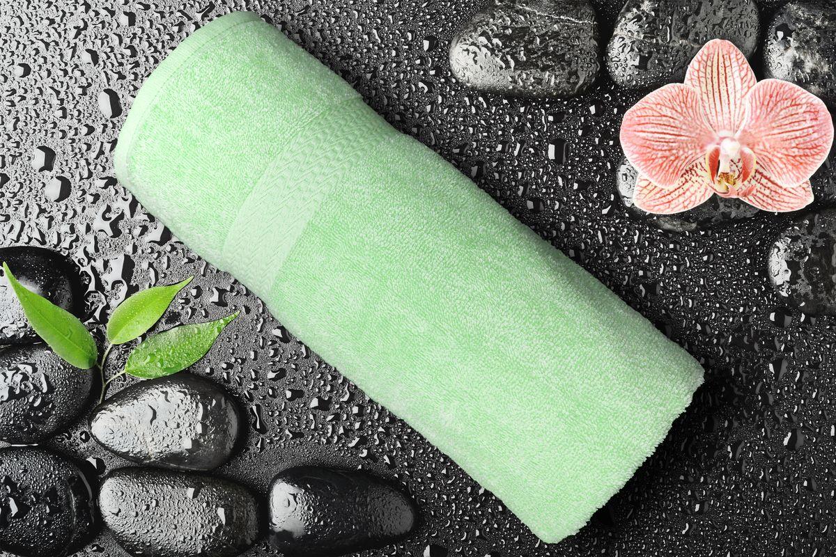 Полотенце Amore Mio GX Classic, цвет: ментоловый, 70 х 140 см531-105Amore Mio GX Classic - это махровое полотенце отличного качества, оно выполнено из 100% хлопка. Яркие цвета выполнены качественным красителем BASF из Германии. Полотенце сохранит насыщенность цвета на долгое время. Мягкость и пушистость этого полотенца вас приятно удивит.