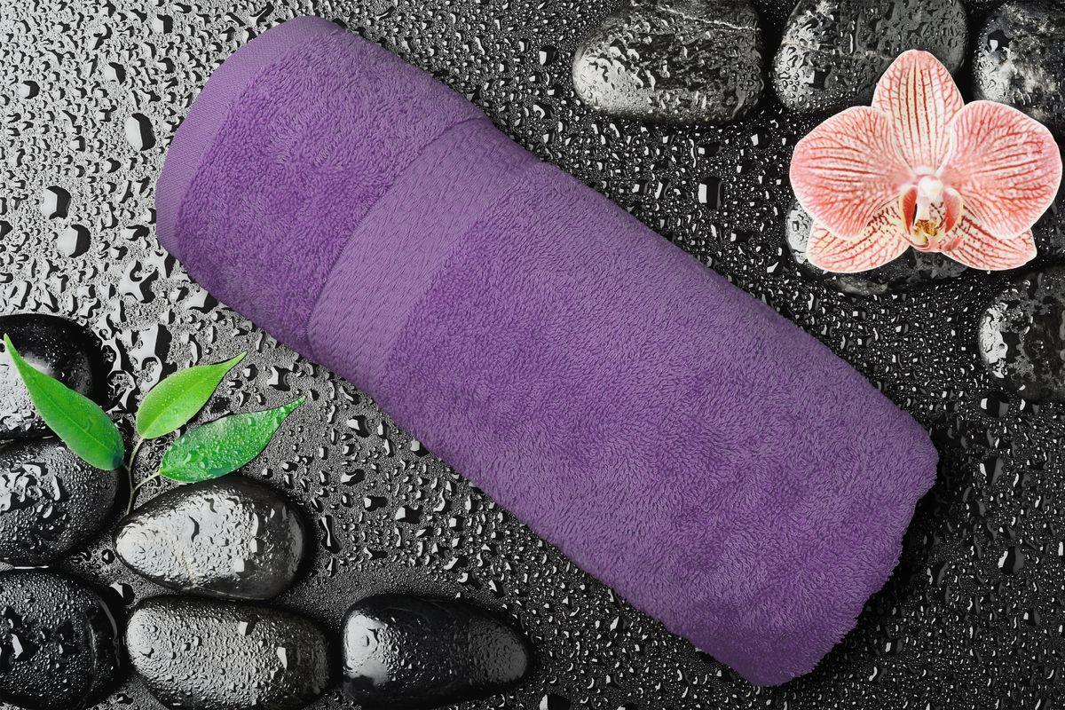 Полотенце Amore Mio GX Classic, цвет: фиолетовый, 70 х 140 см68/5/3Amore Mio GX Classic - это махровое полотенце отличного качества, оно выполнено из 100% хлопка. Яркие цвета выполнены качественным красителем BASF из Германии. Полотенце сохранит насыщенность цвета на долгое время. Мягкость и пушистость этого полотенца вас приятно удивит.