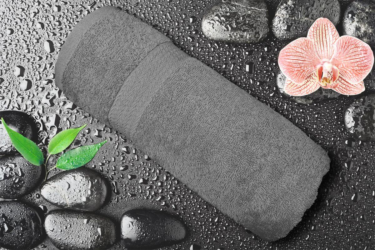 Полотенце Amore Mio GX Classic, цвет: серый, 100 х 150 см12723Полотенца Amore Mio Classic - полотенца отличного качества из 100% хлопка. Яркие цвета выполнены качественным красителем BASF из Германии сохраняют насыщенность долгое время. Мягкость и пушистость этих полотенец Вас приятно удивит. Продукция имеет европейский сертификат качества.