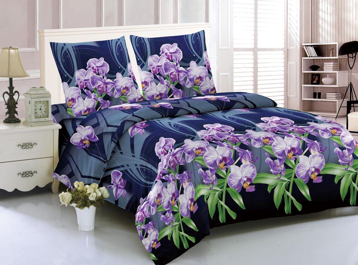 Комплект белья Amore Mio Sydney, 1,5-спальный, наволочки 70x70391602Комплект постельного белья Amore Mio изготовлен из мако-сатина. Нано-инновации позволили открыть новую ткань, которая сочетает в себе широкий спектр отличных потребительских характеристик и невысокой стоимости. Легкая, плотная, мягкая ткань, приятна и обладает эффектом персиковой кожуры. Отлично стирается, гладится, быстро сохнет. Дисперсное крашение великолепно передает качество рисунков и необычайно устойчиво к истиранию.Комплект состоит из пододеяльника, простыни и двух наволочек.