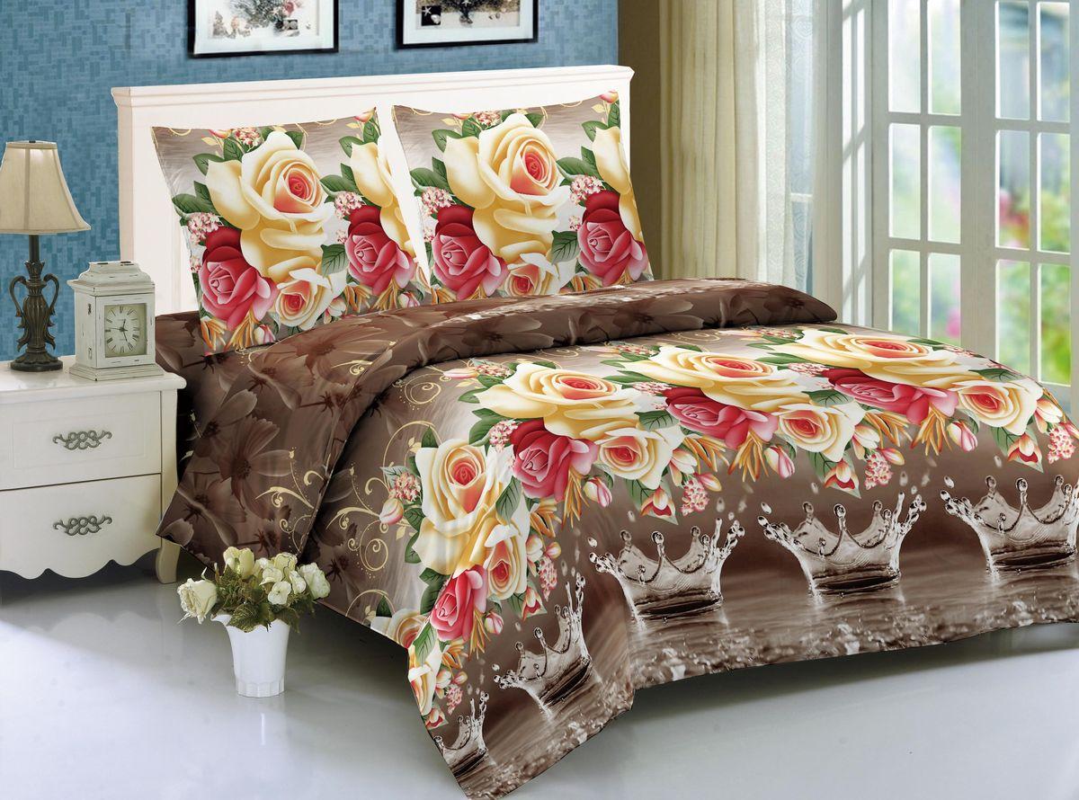 Комплект белья Amore Mio Glasgow, 1,5-спальный, наволочки 70x70FA-5125 WhiteКомплект постельного белья Amore Mio изготовлен из мако-сатина. Нано-инновации позволили открыть новую ткань, которая сочетает в себе широкий спектр отличных потребительских характеристик и невысокой стоимости. Легкая, плотная, мягкая ткань, приятна и обладает эффектом персиковой кожуры. Отлично стирается, гладится, быстро сохнет. Дисперсное крашение великолепно передает качество рисунков и необычайно устойчиво к истиранию.Комплект состоит из пододеяльника, простыни и двух наволочек.