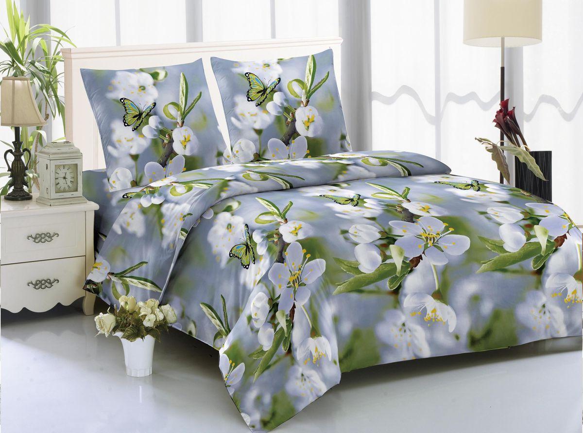 Комплект белья Amore Mio Lisbon, 1,5-спальный, наволочки 70x70CLP446Комплект постельного белья Amore Mio изготовлен из мако-сатина. Нано-инновации позволили открыть новую ткань, которая сочетает в себе широкий спектр отличных потребительских характеристик и невысокой стоимости. Легкая, плотная, мягкая ткань, приятна и обладает эффектом персиковой кожуры. Отлично стирается, гладится, быстро сохнет. Дисперсное крашение великолепно передает качество рисунков и необычайно устойчиво к истиранию.Комплект состоит из пододеяльника, простыни и двух наволочек.