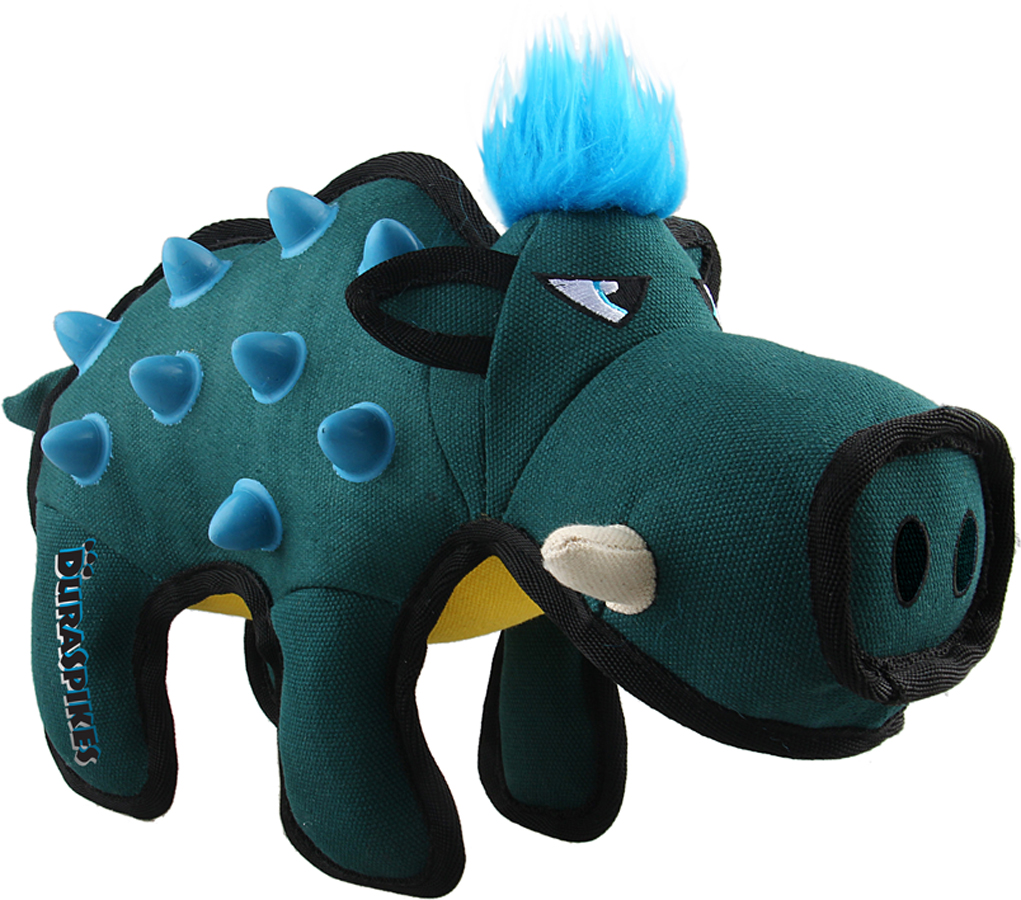 Игрушка для собак GiGwi Дюраспайк-Кабан603Игрушка для собак GiGwi  Дюраспайк-Кабан, выполненная из текстиля и силикона, не позволит заскучать вашему питомцу. Играя с этой забавной игрушкой, маленькие щенки развиваются физически, а взрослые собаки поддерживают свой мышечный тонус. Игрушка выполнена в виде кабана. Такая игрушка порадует вашего любимца, а вам доставит массу приятных эмоций, ведь наблюдать за игрой всегда интересно и приятно.