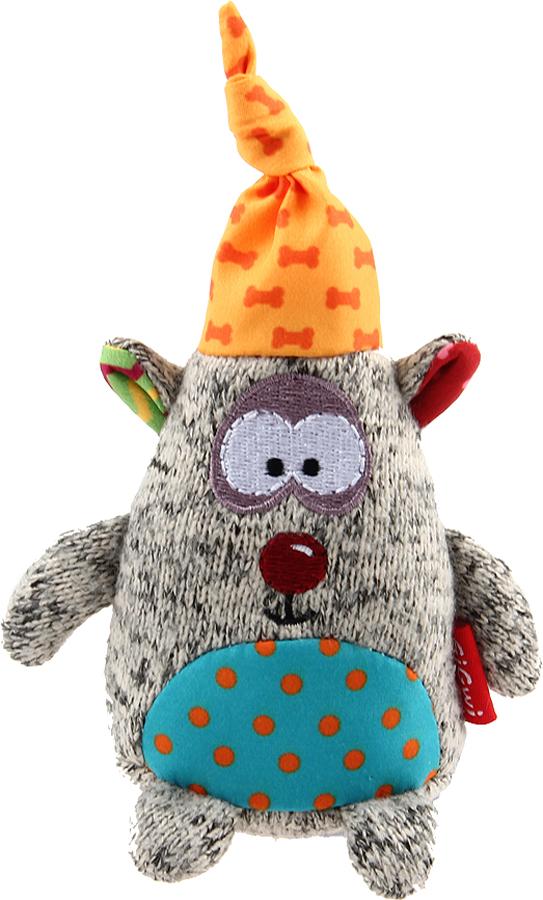 Игрушка для собак GiGwi Медведь, с пищалкой603Игрушка для собак GiGwi  Медведь, выполненная из текстиля, не позволит заскучать вашему питомцу. Играя с этой забавной игрушкой, маленькие щенки развиваются физически, а взрослые собаки поддерживают свой мышечный тонус. Игрушка выполнена в виде медведя. Такая игрушка порадует вашего любимца, а вам доставит массу приятных эмоций, ведь наблюдать за игрой всегда интересно и приятно.