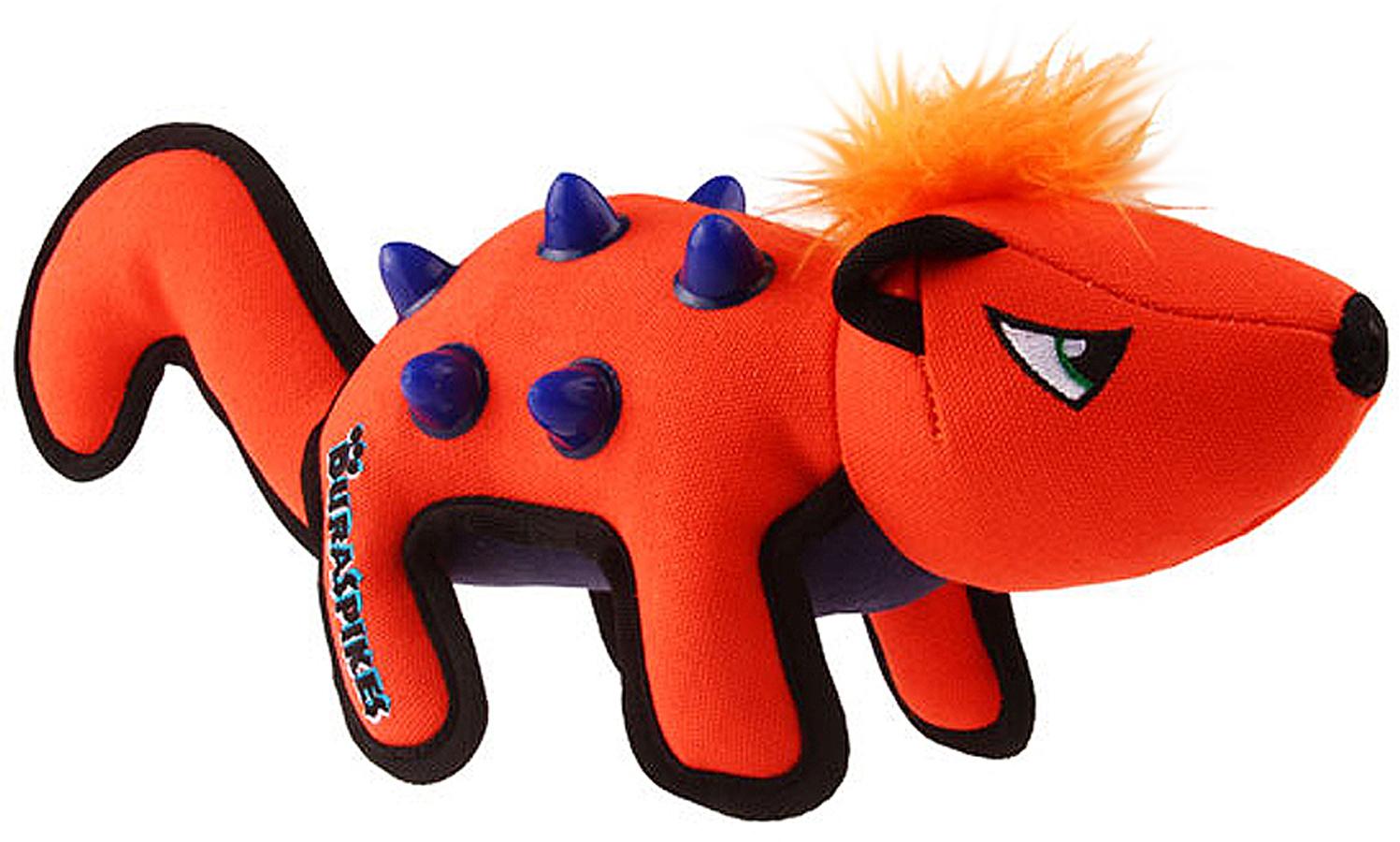Игрушка для собак GiGwi Дюраспайк-Енот0120710Игрушка для собак GiGwi  Дюраспайк-Енот, выполненная из текстиля и силикона, не позволит заскучать вашему питомцу. Играя с этой забавной игрушкой, маленькие щенки развиваются физически, а взрослые собаки поддерживают свой мышечный тонус. Игрушка выполнена в виде енота. Такая игрушка порадует вашего любимца, а вам доставит массу приятных эмоций, ведь наблюдать за игрой всегда интересно и приятно.