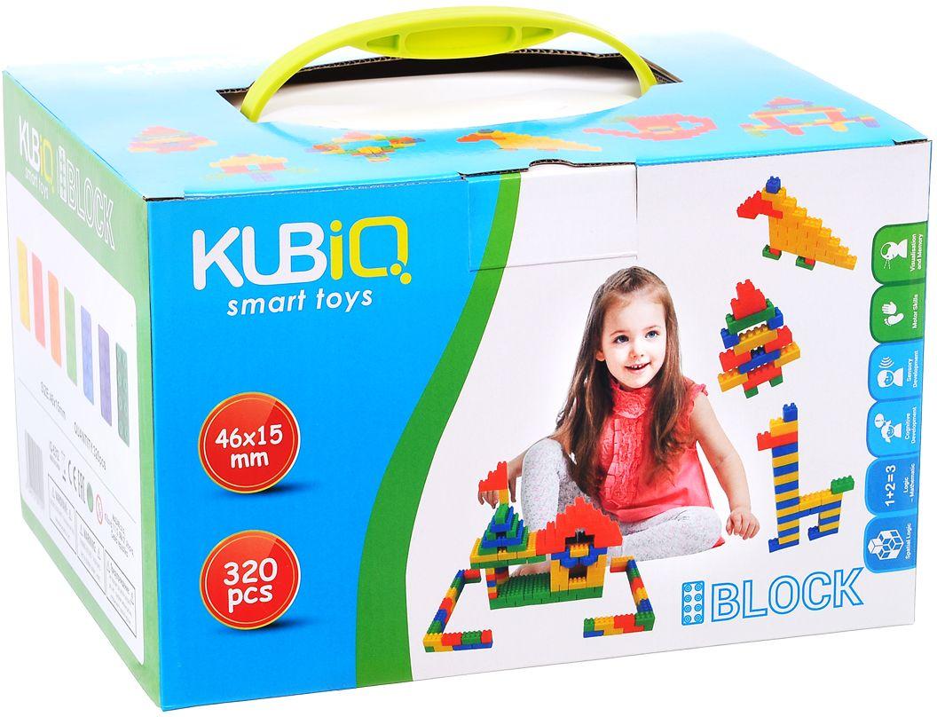 Mazari Конструктор пластиковый Block IQ-6312 детские пластмассовые конструкторы