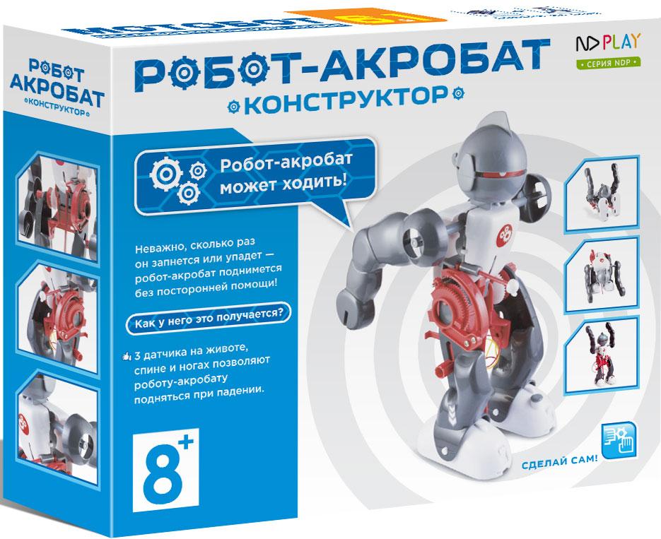 ND Play Конструктор электромеханический Робот-акробат