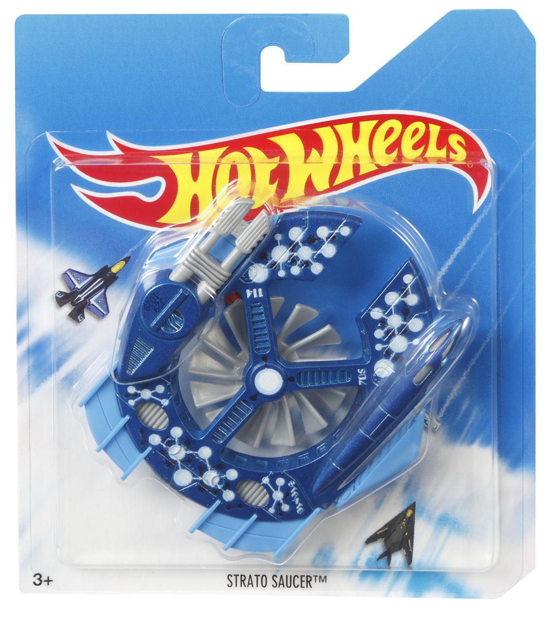 Hot Wheels Самолет Strato Saucer