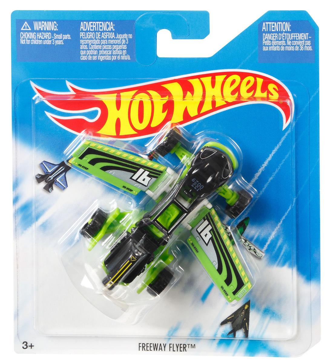 Hot Wheels Самолет Freeway Flyer