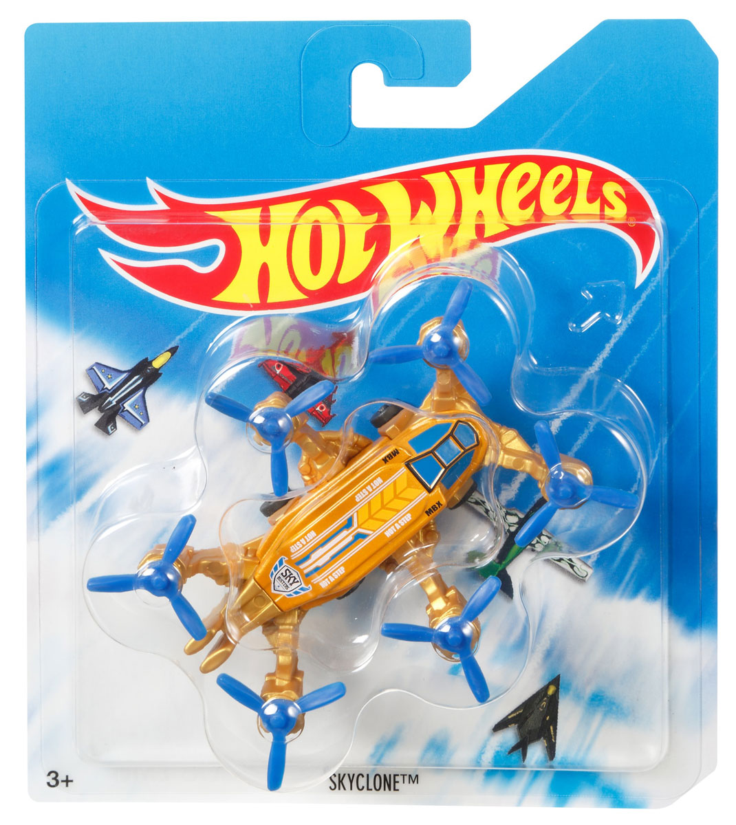 Hot Wheels Вертолет Skyclone