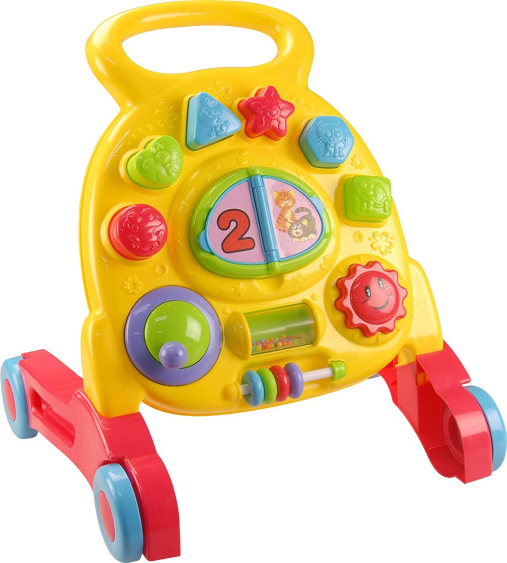 Playgo Ходунки-каталка Мои первые шаги -  Ходунки, прыгунки, качалки