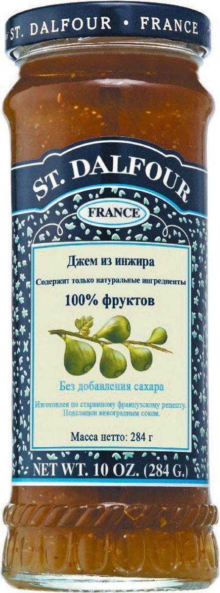 St.Dalfour Джем Инжир, 284 г0120710Без добавления сахара, консервантов, искусственных ароматизаторов и красителей. Содержит только натуральные ингредиенты.