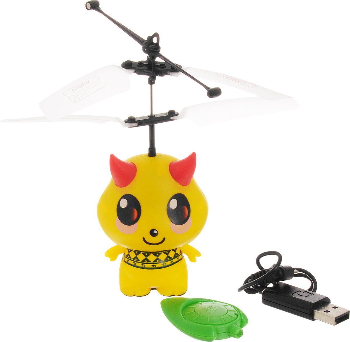 Balbi Мини-флаер на инфракрасном управлении Чертик - Радиоуправляемые игрушки