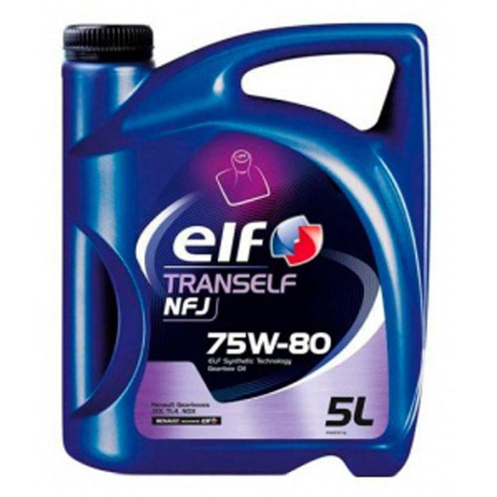 Трансмиссионное масло Elf TransElf NFJ, 75W-8010503Смазочный материал, производимый по синтетической технологии, для коробок передач с ручным переключением, работающих в режиме очень высоких нагрузок. Содержит присадки ЕР TRANSELF NFJ 75W-80.Одобрения и спецификацииУдовлетворяет требованиям международной спецификации API GL4+.Официально одобрено и рекомендовано к применению RENAULT для коробок передач JXX, TL4 и NDX.