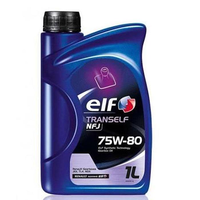 Трансмиссионное масло Elf TransElf NFJ, 75W-80S03301004Смазочный материал, производимый по синтетической технологии, для коробок передач с ручным переключением, работающих в режиме очень высоких нагрузок. Содержит присадки ЕР TRANSELF NFJ 75W-80.Одобрения и спецификацииУдовлетворяет требованиям международной спецификации API GL4+.Официально одобрено и рекомендовано к применению RENAULT для коробок передач JXX, TL4 и NDX.