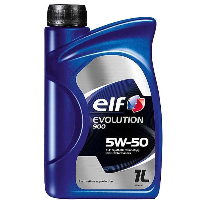 Моторное масло Elf Evolution. 900, 5W-50102051Высококачественный смазочный материал, созданный с применением синтетической технологии ELF, для бензиновых и дизельных двигателей легковых автомобилей. Особенно рекомендуется к применению в наиболее сложных погодных условиях. Легкий пуск как при очень низкой, так и при очень высокой температуре. Превосходная защита двигателя, особенно от износа в системе газораспределения.Одобрения и спецификацииAPI SG/CD