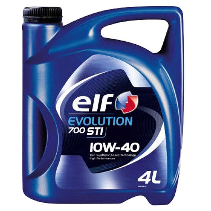 Моторное масло Elf Evolution. 700 STI, 10W-40196130Высококачественное полусинтетическое моторное масло нового поколения. Разработано специально для бензиновых и дизельных двигателей легковых автомобилей и оптимизировано для соответствия требованиям новой технологии прямого впрыска. Превосходные вязкостно-температурные характеристики масла демонстрируют отличные защитные свойства при высоких температурах.Одобрения и спецификацииACEA A3/B4API SN/CFVOLKSVAGEN: VW 501.01 / 505.00MERCEDES BENZ: MB-Approval 229.1RENAULT RN0700/0710