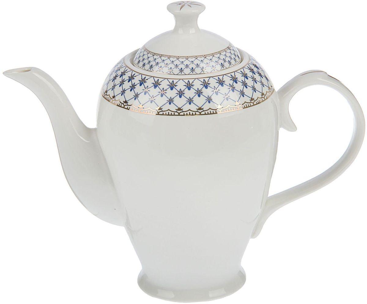 Чайник заварочный Доляна Рим, 1,3 лVT-1520(SR)Чайник заварочный Доляна выполнен из высококачественной керамики с глазурованным покрытием. Посуда отличается прозрачностью и белизной, она неприхотлива и не требует особых условий хранения. Материал изделия долгое время сохраняет тепло, нейтрален к пищевым продуктам, легко моется. Чайник имеет традиционную форму, внешние стенки дополнены красивым рельефным орнаментом. Высокие эксплуатационные качества делают изделие удачным выбором для повседневного использования и сервировки праздничного стола.