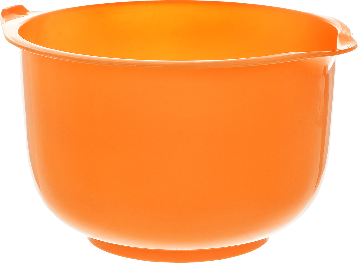 Емкость мерная Plastic Centre, цвет: оранжевый, 2 л94672Мерная емкость Plastic Centre выполнена из прозрачного пластика и оснащена удобной ручкой и носиком для слива жидкости. На внутренней стенке миски имеется мерная шкала. Такая емкость пригодится на каждой кухне, ведь зачастую приготовление некоторых блюд требует известной точности. Диаметр емкости (по верхнему краю): 19,5 см. Высота емкости: 12 см.