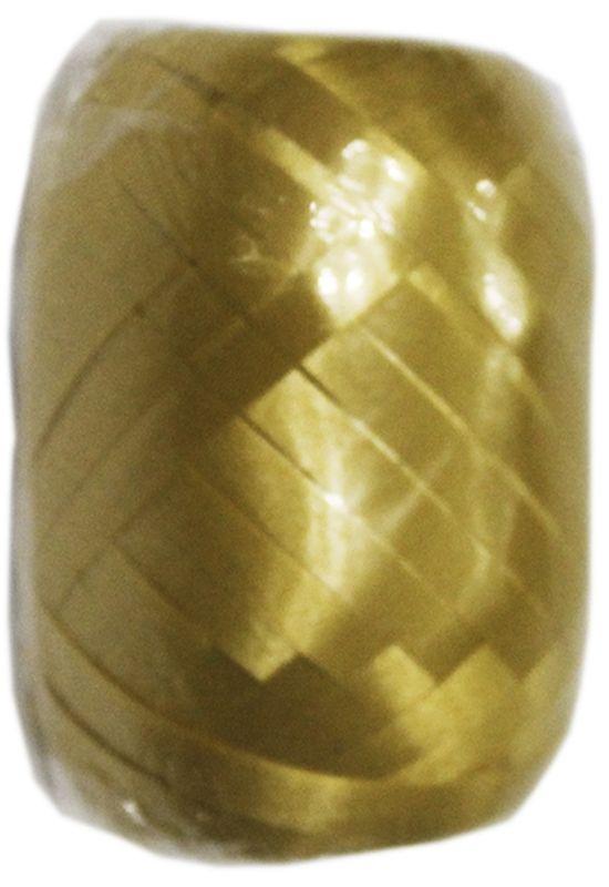 Лента Stewo, цвет: золотистый, 5 мм х 20 мNLED-454-9W-BKЛента Stewo изготовлена из полиамида. Область применения ленты весьма широка. Изделие предназначено для оформления цветочных букетов, подарочных коробок, пакетов. Кроме того, она с успехом применяется для художественного оформления витрин, праздничного оформления помещений, изготовления искусственных цветов. Ее также можно использовать для творчества в различных техниках, таких как скрапбукинг.Ширина ленты: 5 мм.Длина ленты: 20 м.