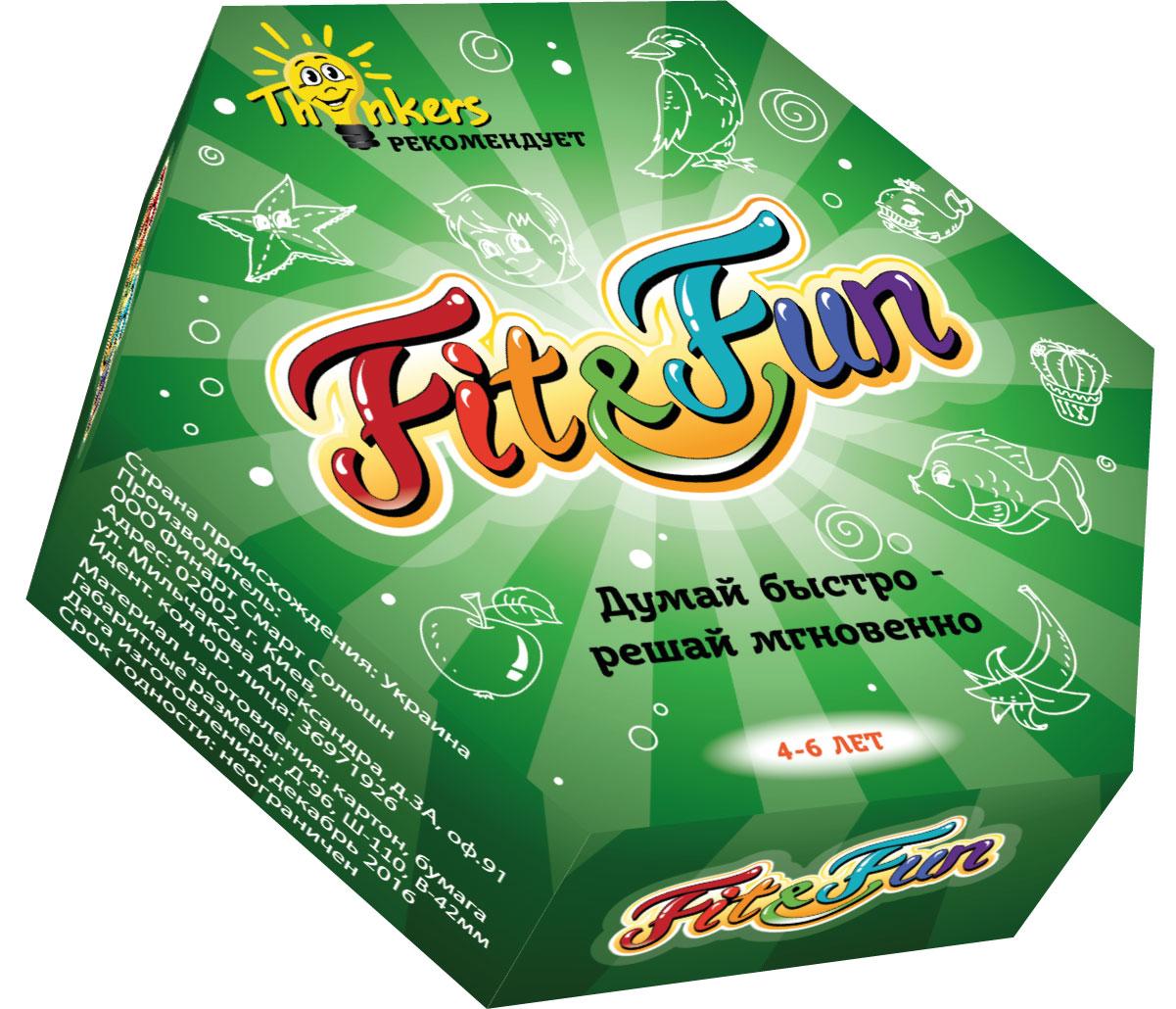 Thinkers Обучающая игра Fit and Fun от 4 до 6 лет