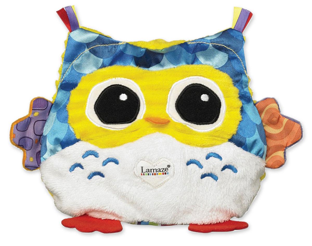 Lamaze Мягкая игрушка Сова с подсветкой - Мягкие игрушки