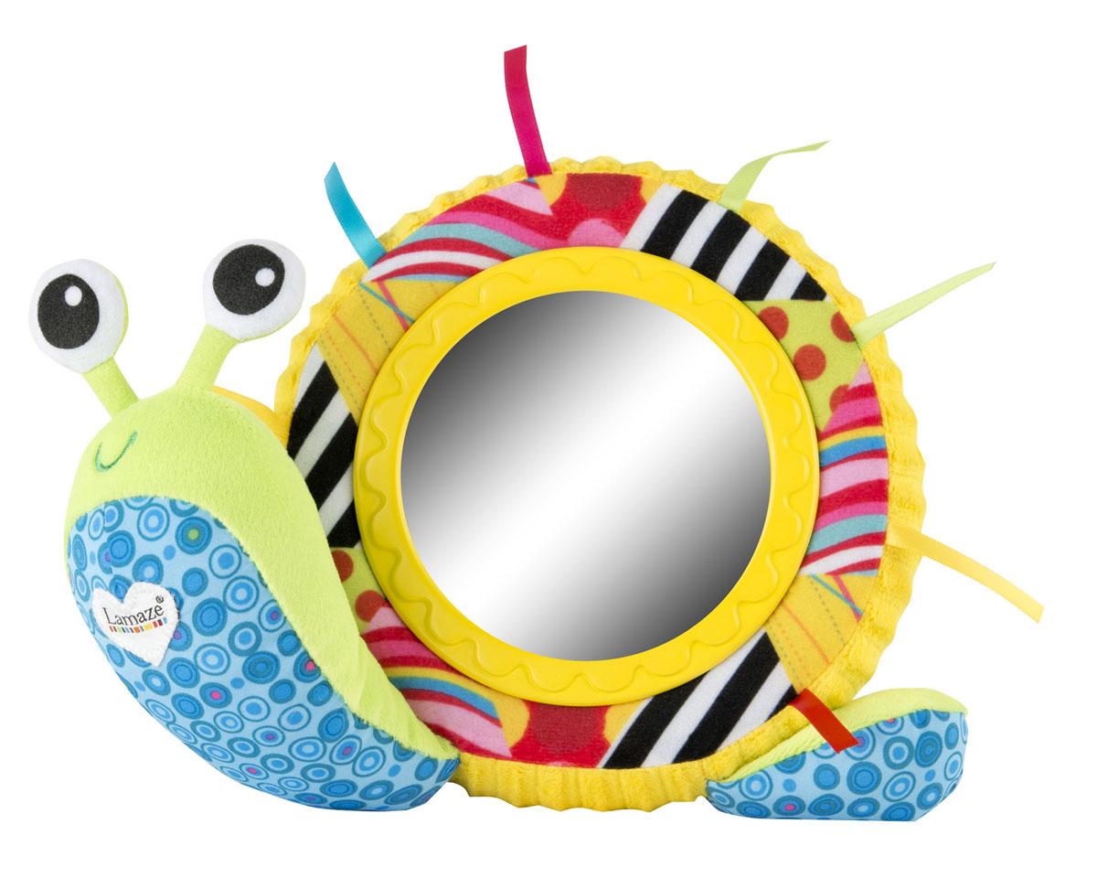 Lamaze Развивающая игрушка Улитка Мишель lamaze улитка мишель с зеркальцем