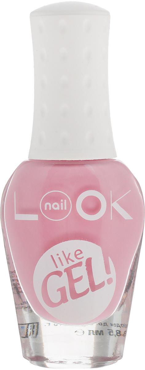 nailLOOK Гель-лак для ногтей likeGel, Marry Me, 8,5 мл6Лак nailLOOK like GEL с формулой 2 в 1-базовое покрытие и цвет.Революционная двухступенчатая технология для создания идеального гелевого маникюра в домашних условиях без сушки в UVи LED лампе.Содержит запатентованный полимер нового поколения,который создает идеальную однородную пленку,обеспечивает безопасное сцепление лака с ногтем и верхним покрытием,без проникновения красящих пигментов в ногтевую пластину.