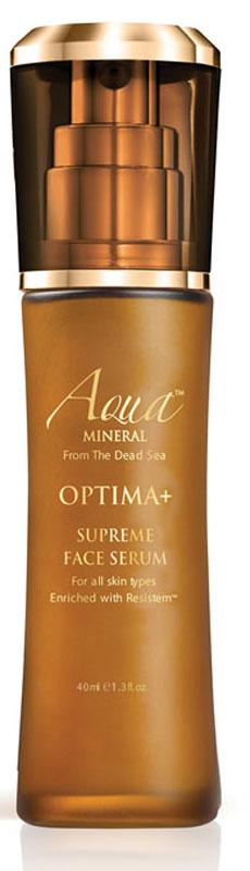 Aqua Mineral Сыворотка омолаживающая подтягивающая Оптима+ 40млFS-00897Питательная сыворотка для лица основана на коэнзиме Q10, витаминах и антиоксидантах, увеличивающих эластичность кожи и придающих коже молодость и сияющий внешний вид.