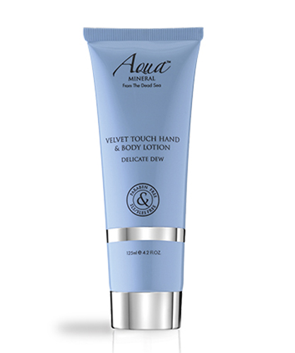 Aqua Mineral Лосьон бархатистый для тела и рук Нежная роса, 125 мл0422Легкий, нежный лосьон для тела с изящным ароматом увлажняет и восстанавливает кожу, делая ее мягкой и гладкой