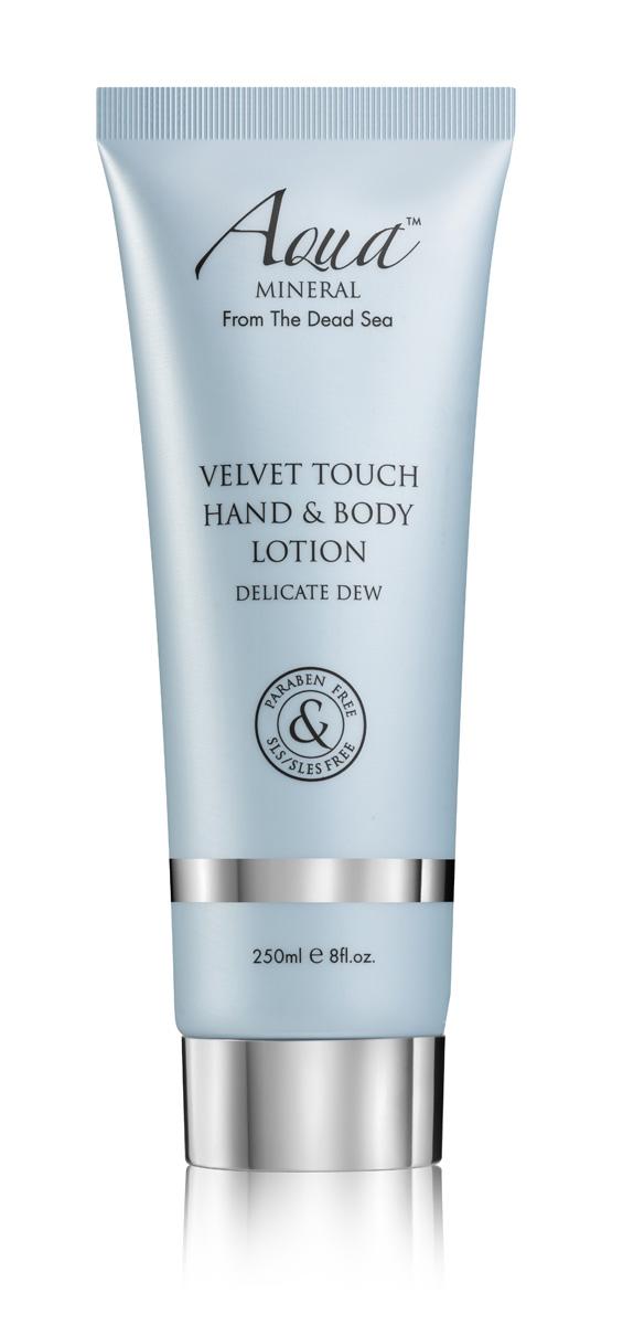 Aqua Mineral Лосьон бархатистый для тела и рук Нежная роса, 250 млAC-2233_серыйЛегкий, нежный лосьон для тела с изящным ароматом увлажняет и восстанавливает кожу, делая ее мягкой и гладкой