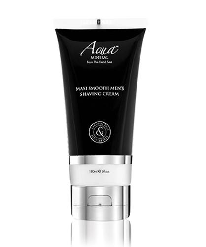 Aqua Mineral Крем мужской для бритья смягчающий успокаивающий освежающий 180 млGIL-81269090Обогащенный маслом Ши и маслом сладкого миндаля, защищающими кожу от раздражения во время ежедневного бритья