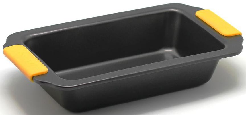 Форма для запекания Zanussi Amalfi, цвет: черный. ZAC31413CFFS-91909Коллекция форм серии Amalfi является хорошим приобретением любой хозяйки. Товар бренда Zanussi - металлические формы - пользуется высоким спросом, его отличает высокое качество и удобный размер. Изделия выполнены из толстой углеродистой стали. Отличительной особенностью серии являются силиконовые ручки на изделии, благодаря которым Вам не прийдется пользоваться дополнительными средствами для вытаскивания формы из духовки. Форма имеет антипригарное покрытие и утолщенные стенки, которые гарантируют равномерное пропекание изделия. Можно использовать в духовке до 230 градусов. Главное преимущество стальных форм - это абсолютная химическая нейтральность и экологичность.