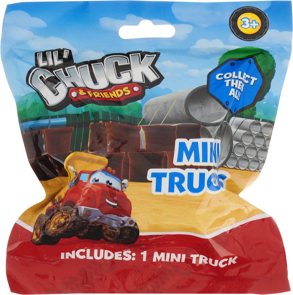 Chuck & Friends Машинка chuck & friends машинка роуди