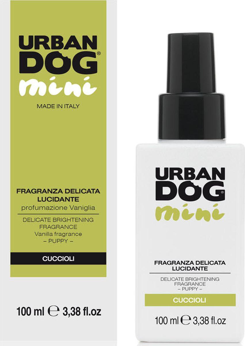 Ароматизатор для собак Urban Dog, ваниль, 100 млUD1002FLMНежный и дезодорирующий аромат, который не нарушает естественную регуляцию сальных желез и обоняние щенка. Отлично подходит в качестве средства для придания блеска шерсти.