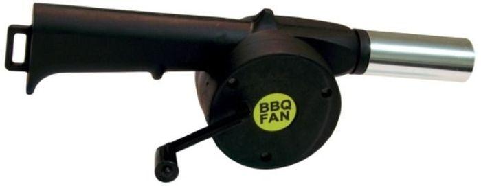 Фен для раздува Тотеm, цвет: черный. TTB-011787502Используется при приготовлении мяса на костре. Раздувает пламя, помогает поддерживать нужную температуру для равномерного поджаривания мяса. Сдувает пепел и грязь, оседающие на мясе во время приготовления.