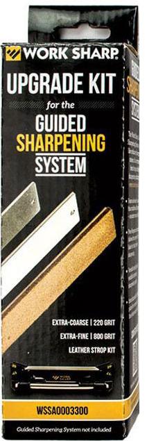 Набор для точильной системы Work Sharp  Guided Sharpening System . DR/WSSA0003300 - Ножи и мультитулы