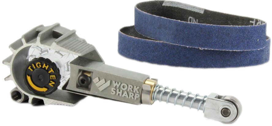 Насадка шлифовальная Work Sharp Tool Grinding Attachment, для электрической точилки Work Sharp Knife & Tool Sharpener Ken Onion EditionSPIRIT ED 1050Шлифовальная насадка Tool Grinding Attachment для электрической точилки Work Sharp Knife & Tool Sharpener Ken Onion Edition DR/WSSAKO81111 DAREX