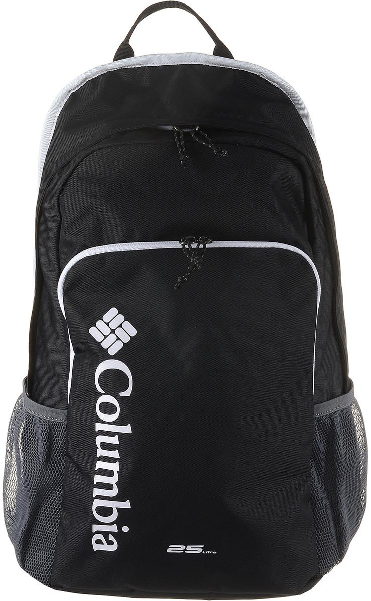 """Рюкзак городской Columbia Richmond 25l Daypack Backpack, цвет: черный. 1724771-010BP-303 BKОтделение для ноутбука диагональю 15"""". У модели уплотненная задняя панель для защитыи комфорта. Многофункциональные карманы. Регулируемые лямки и петля для подвешивания."""