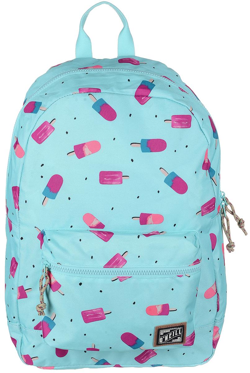 Рюкзак городской ONeill Bm Coastline Backpack, цвет: голубой7A4016-6900