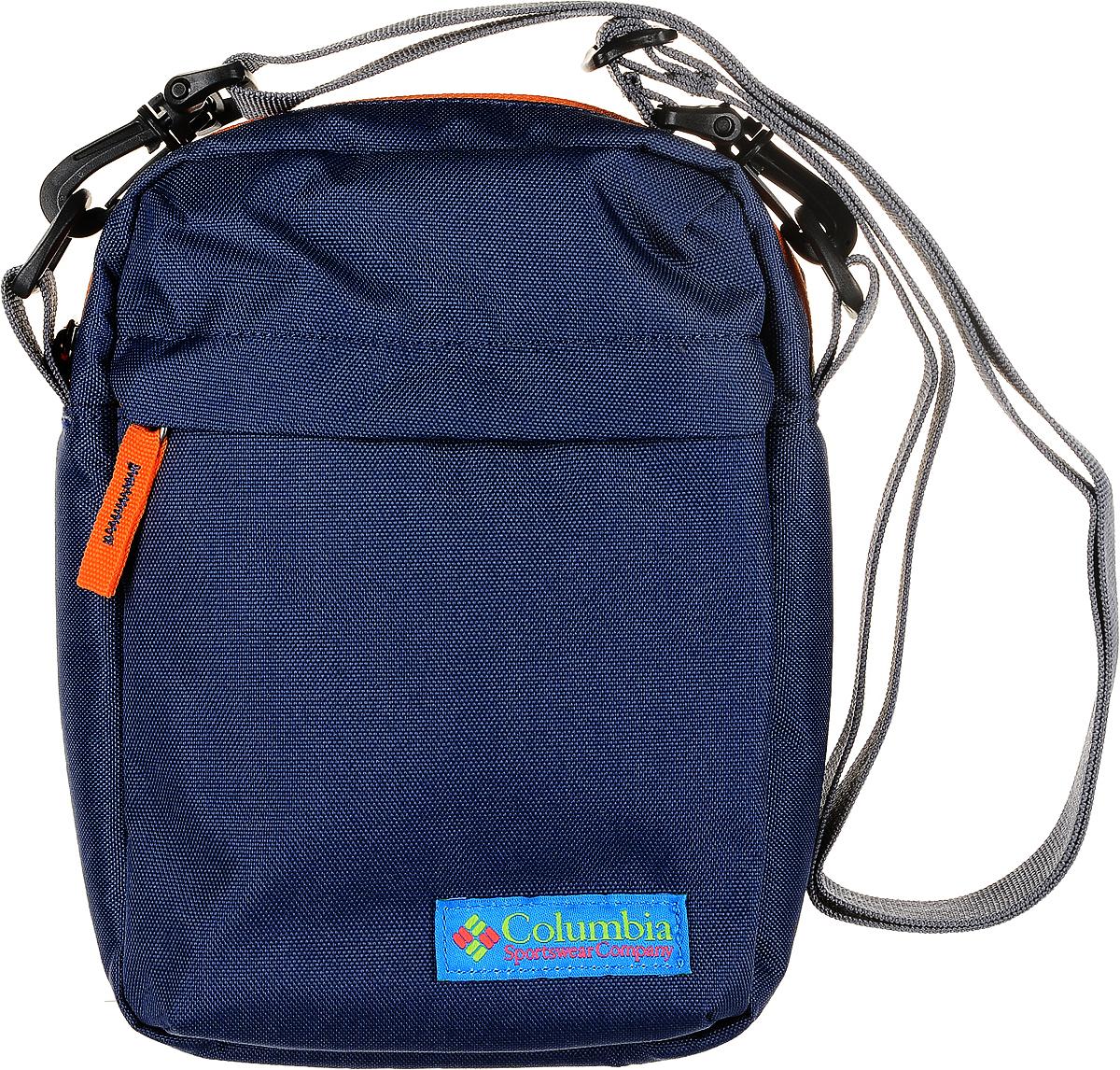 Сумка на плечо Columbia  Urban Uplift Side Bag , цвет: темно-синий. 1724821-492 - Сумки на пояс / плечо