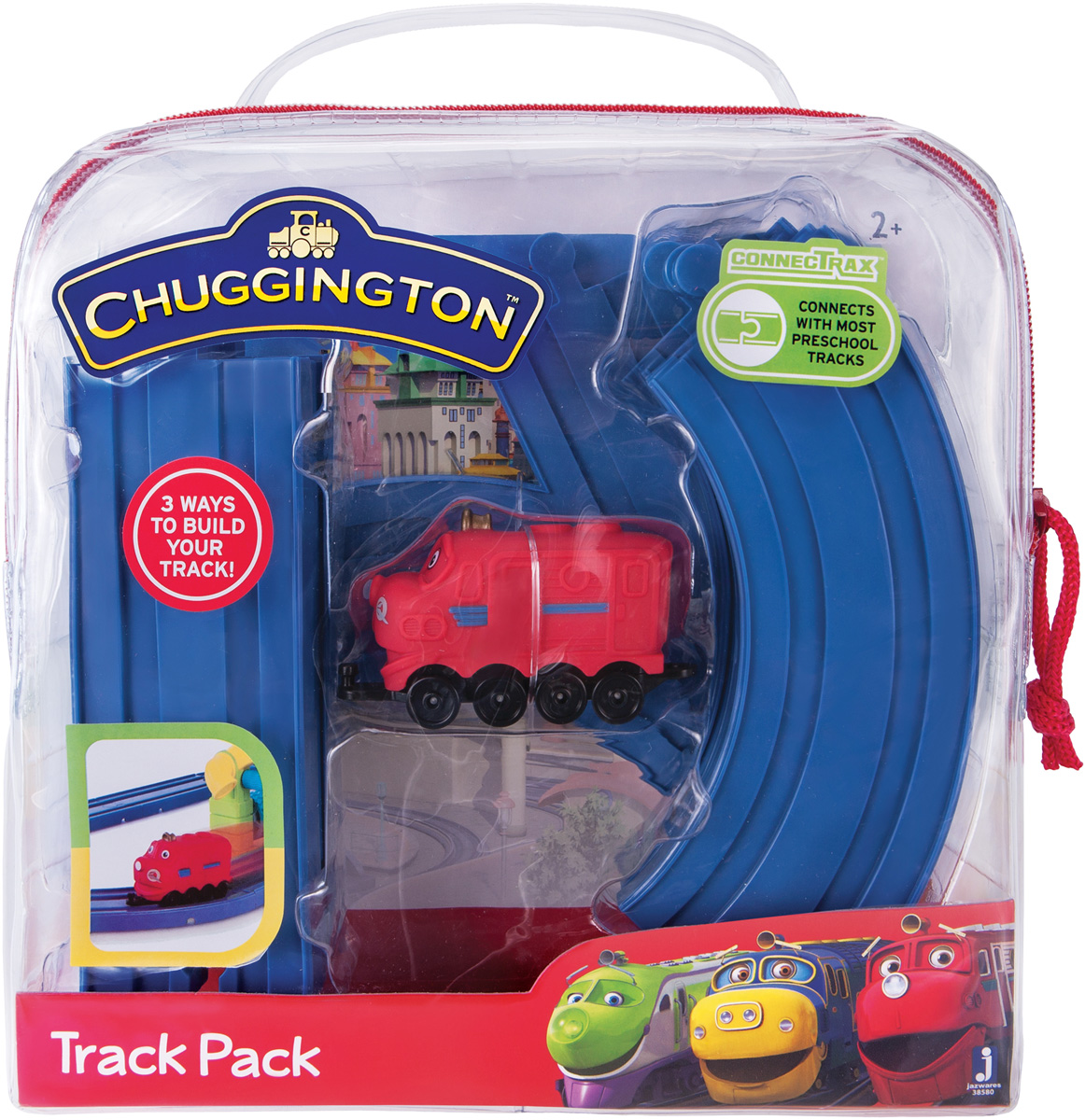 Chuggington Железная дорога Трак