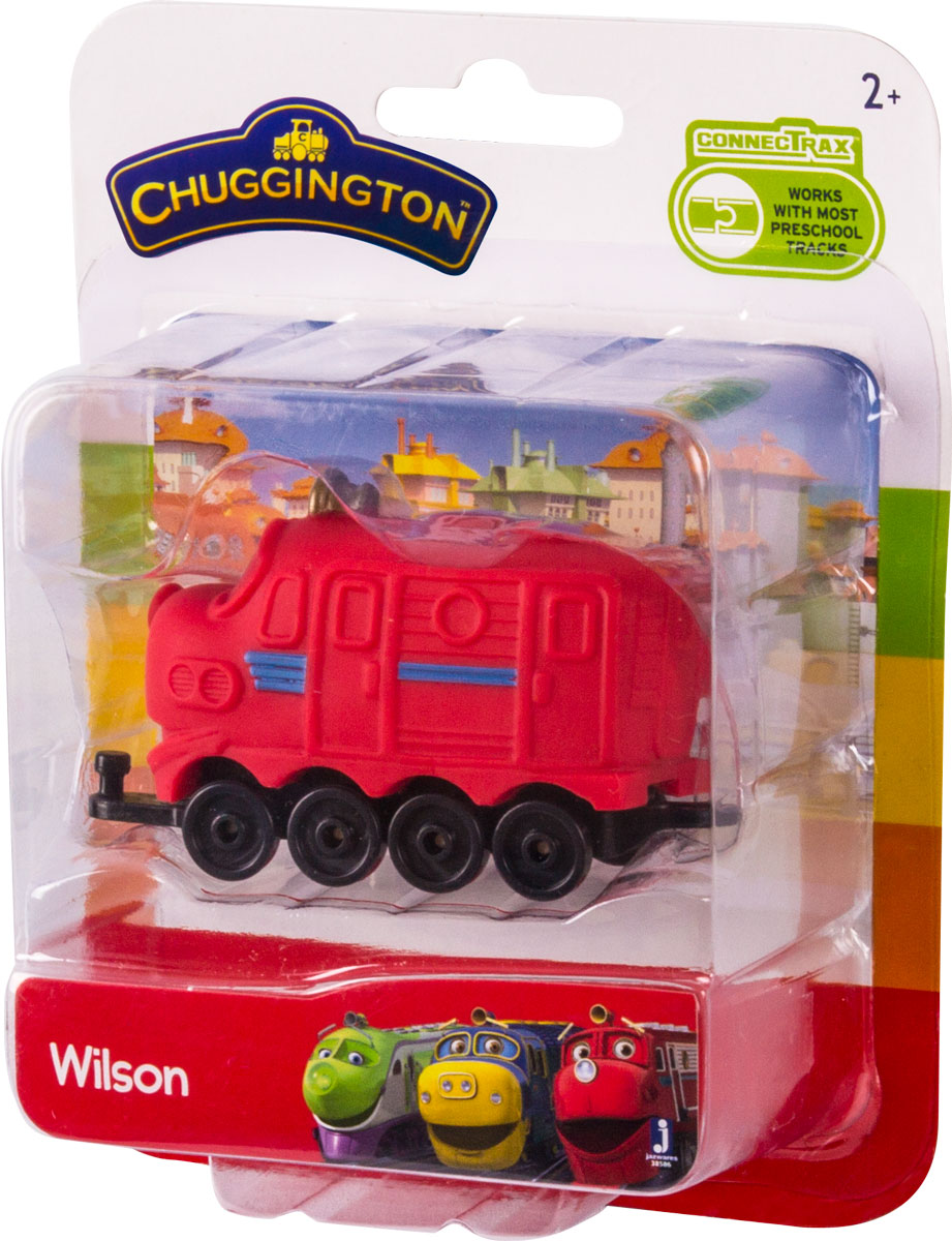 Chuggington Паровоз Уилсон