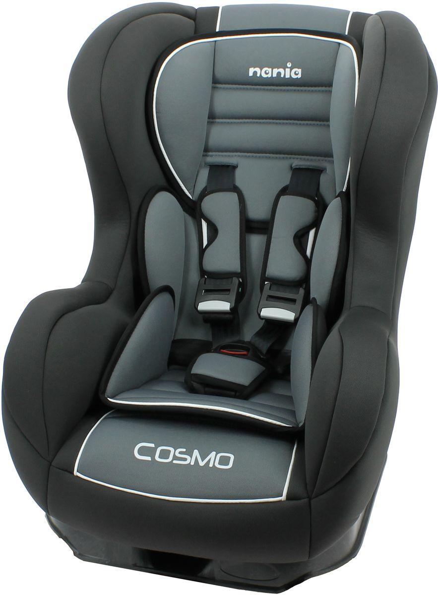 Nania Автокресло Cosmo SP LX от 0 до 18 кг цвет черный темно-серый -  Автокресла и аксессуары