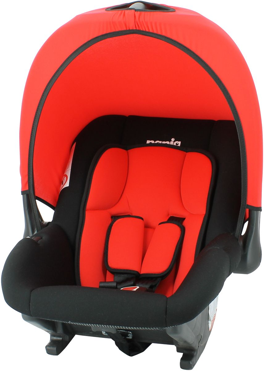 Nania Автокресло Baby Ride Eco от 0 до 13 кг цвет red -  Автокресла