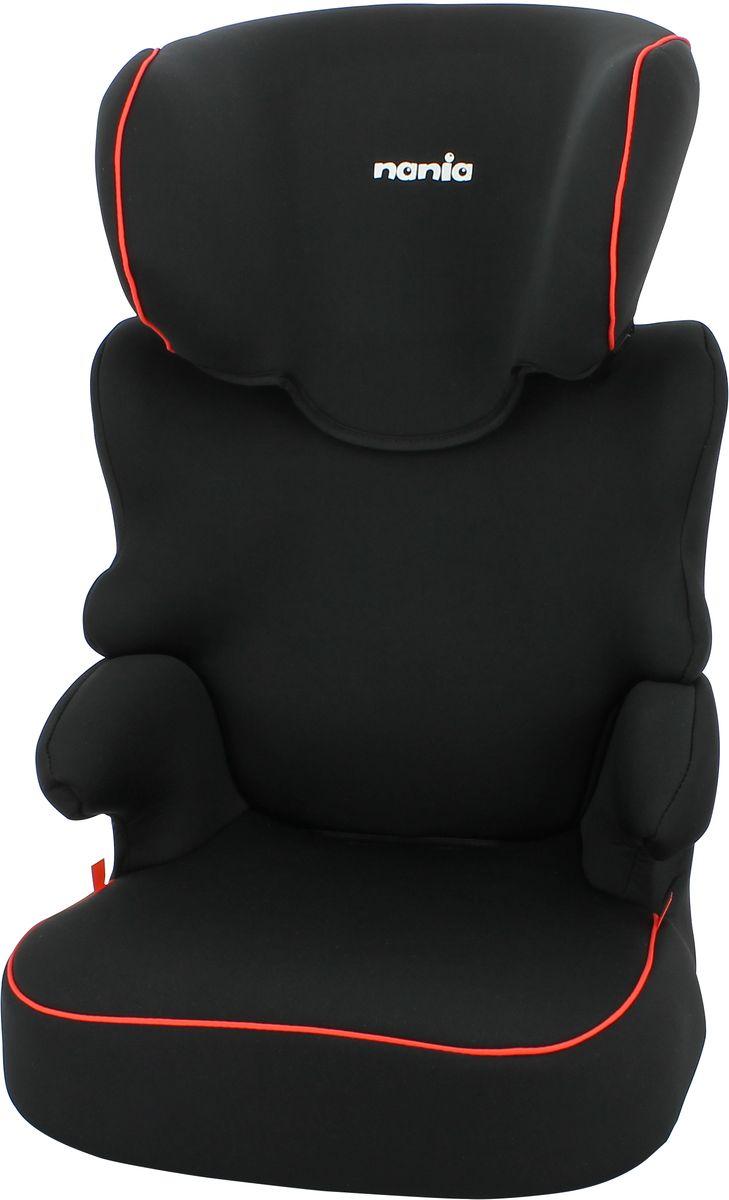 Nania Автокресло Befix SP Eco от 15 до 36 кг цвет черный красный -  Автокресла
